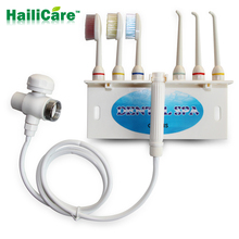 Haute qualité dentaire eau Floss oral irrigator Jet brosse interdentaire dents soie dentaire pour les dents brosse à dents blanchiment des dents(China (Mainland))