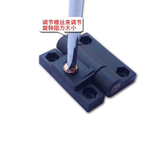 Package post small plastic constant torque can be arbitrarily positioned damping hinge damper can be replaced by SOUTHCO(China (Mainland))
