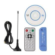USB 2.0 Software Radio DVB-T RTL2832U+R820T2 SDR Digital TV Receiver Stick(China (Mainland))