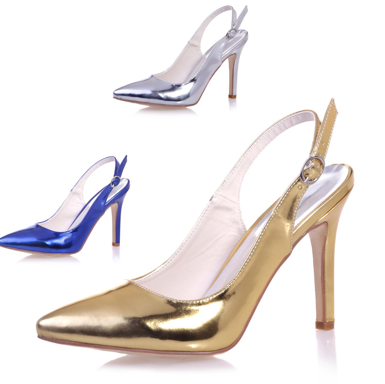 Cheap Gold High Heels For Women  Is Heel - Part 1048