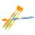 Новый 1 Упак./4 Шт. Ddouble Мягкая Bamboo Уголь Nano Кисть Главная Уход За Полостью Рта Двойной Ультра Мягкие Зубные Щетки Зубные здоровье # BSEL