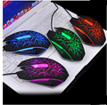 2400DPI Buttons Optical USB Wired Gaming Mouse Game Mice for PC Laptop Computer Computador