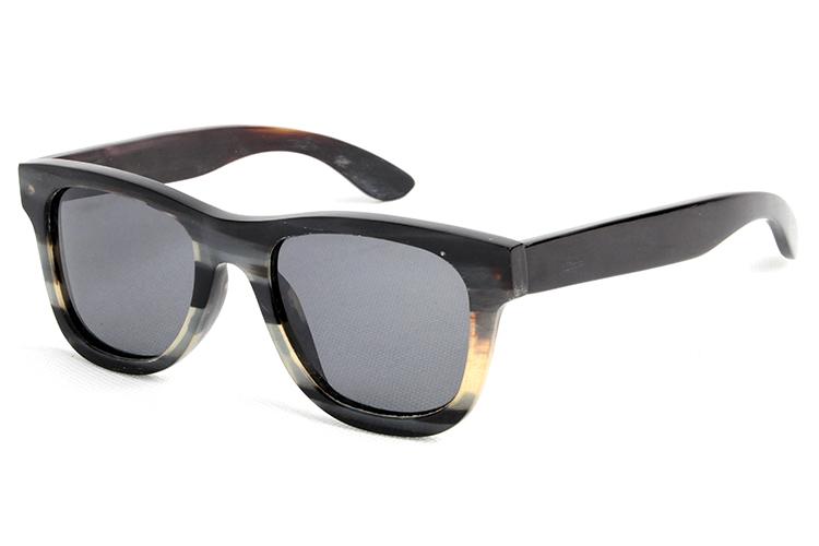 2015 New Buffalo horn Sunglasses Men Fashion Sunglasses Mens Women Brand Designer Oculos De So Feminino LS4014(China (Mainland))