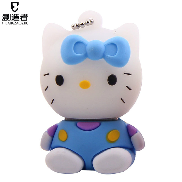 Usb flash drive 4g HELLO KITTY cartoon usb flash drive personalized usb flash drive usb flash drive gift