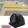 SONY CCD 700TVL Side view car camera 12V for bus and truck used metal housing