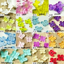 500pcs artificial silk Guelder hydrangea petals 5cm diameter props material jewelry hair accessory home wedding decoration(China (Mainland))