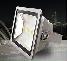 (2pcs/lot) Outdoor led floodlight 150W LED flood light lamp wash Waterproof 85-265V street luminaire Tunnel lights landscape(China (Mainland))