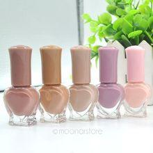 6ML Gel Nail Polish for Women Heart-Shaped Candy Color Non-Toxic Environmental Quick-drying long-lasting Nails Polish PHJ0155*70(China (Mainland))