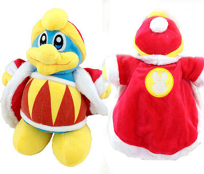 Hot Kirby Adventure All Star Collection King Dedede 10 Inch Plush Toy Stuffed Toys(China (Mainland))