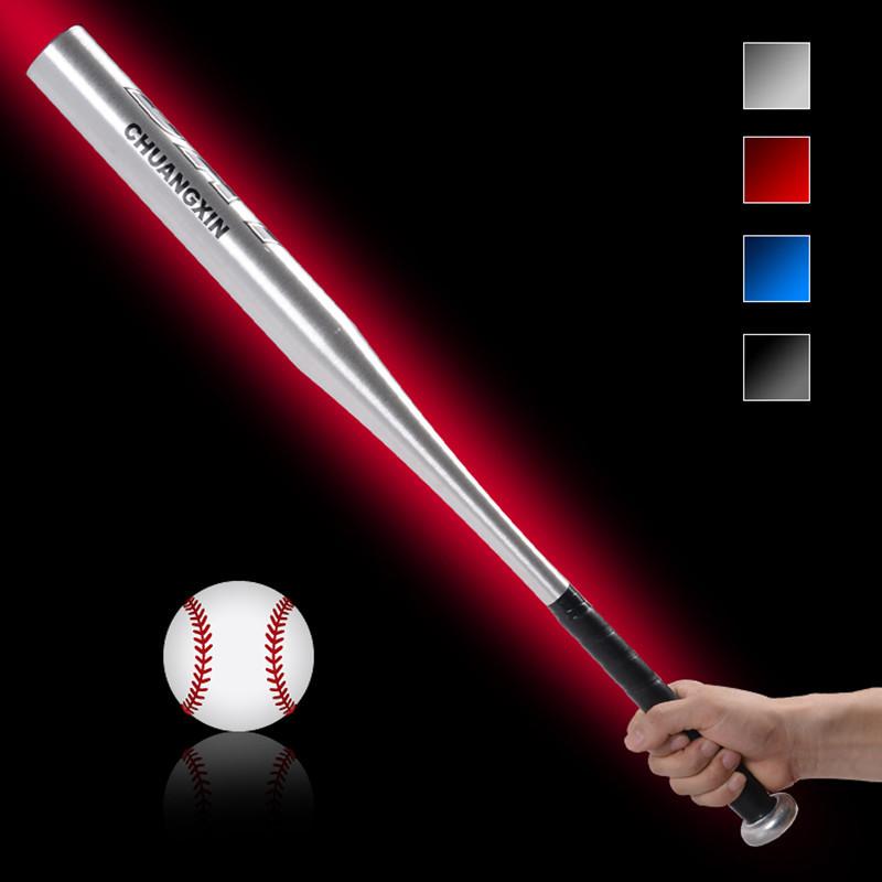 Factory Direct Sale Thick Aluminum Baseball Bat Alloy Softball Bat Baseball Stick 20 25 28 30 32 34 Inch(China (Mainland))