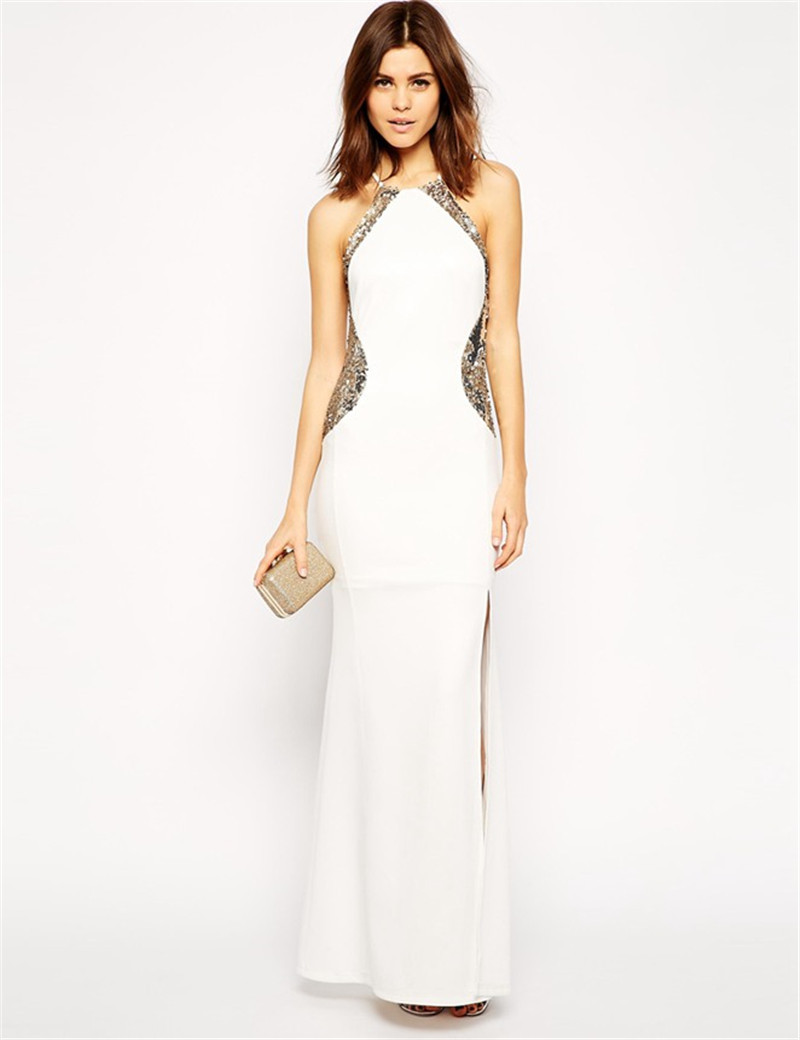 Cheap White Maxi Dresses