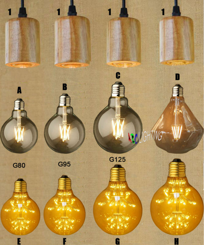Подвесные светильники из Китая
