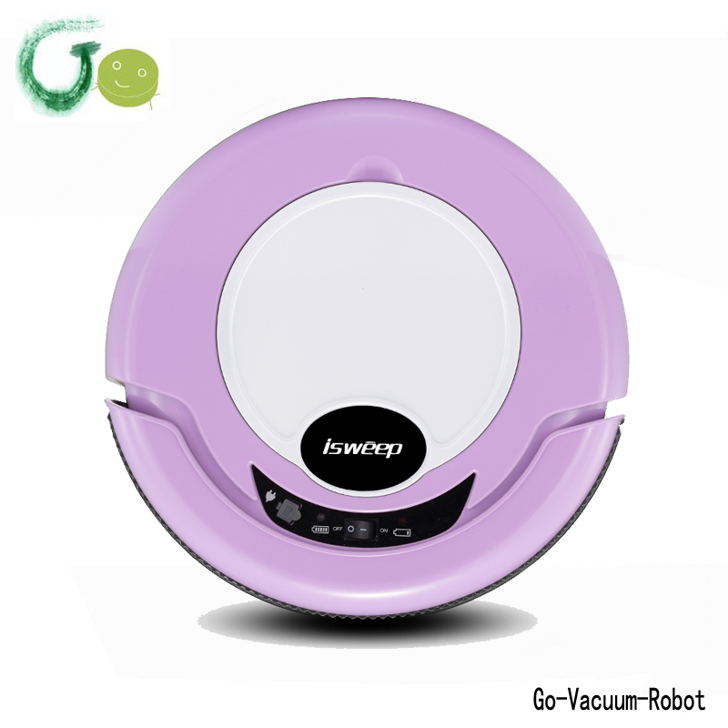 Mini Slim floor Vacuum cleaner robot cleaning devices large clean cloth(Sweep,Vacuum,Mop) 3in1 ultra-thin light cleaner(China (Mainland))