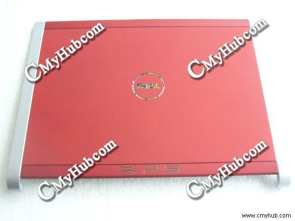 """For Dell XPS M1330 LCD Rear Case 60.4C328.003 DP/N: XK075 0XK075 (Crimson Red Color) 13.3"""" LCD Rear Case For LED Backlit Display(China (Mainland))"""