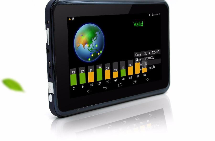 2015 Новый 7-дюймовый Android навигация GPS вид сзади автомобиля Радар-детектор Автомобильный видеорегистратор 1080p грузовик GPS Нави АВИН/FM/Бесплатная карта 16 Гб