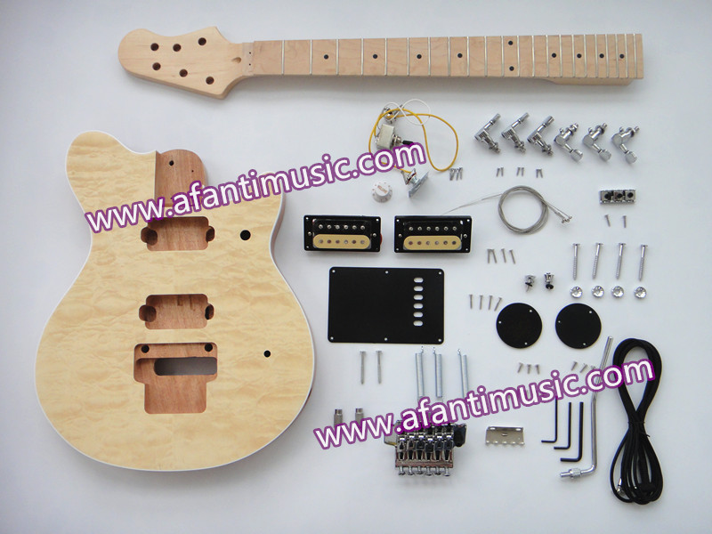 OIP style electric guitar kit/ Mahogany Body/ Maple Neck &amp; Fingerboard/ DIY Guitar Kit(AOIP-032S)<br><br>Aliexpress