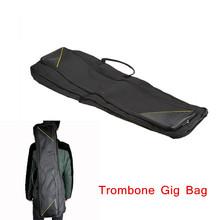 Альт тенор тромбон Gig мешок тромбон чехол 600D вода круто-устойчивых оксфорд ткань дизайн тромбон аксессуары