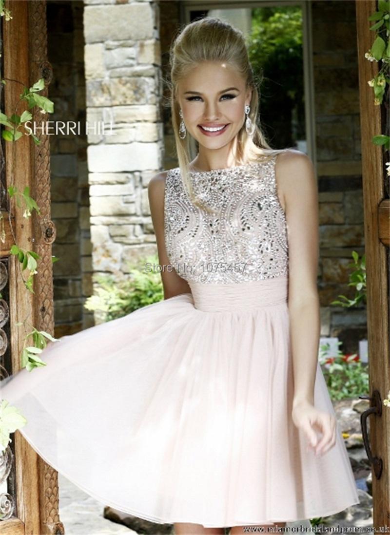 White Christmas Prom Dress