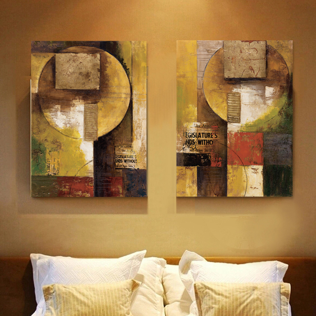 popular old abstract paintings buy cheap old abstract. Black Bedroom Furniture Sets. Home Design Ideas