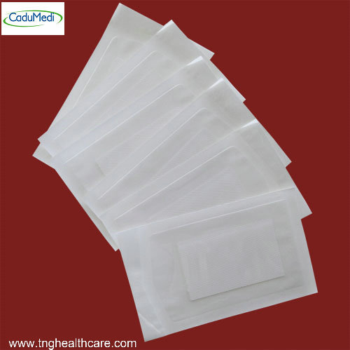 10pc 7.5*4.5cm CE Silicone Gel sheets mat medical surgery silica pads cica care keloid cohesive saline Scar repair dressing(China (Mainland))