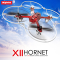 100% Origina SYMA X11C 2.4G 4CH 6 AIXS GYRO 3D Mini Drone With HD Camera Quadcopter VS syma x5c x8c x5sw Dron High Quality Toys