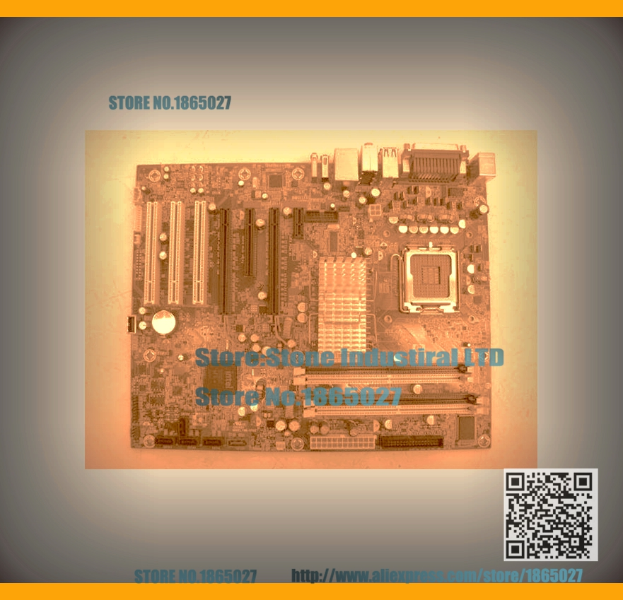 XW4600 Workstation Desktop System Motherboard 441418-001 441449-001 100% Tested Good Quality(China (Mainland))