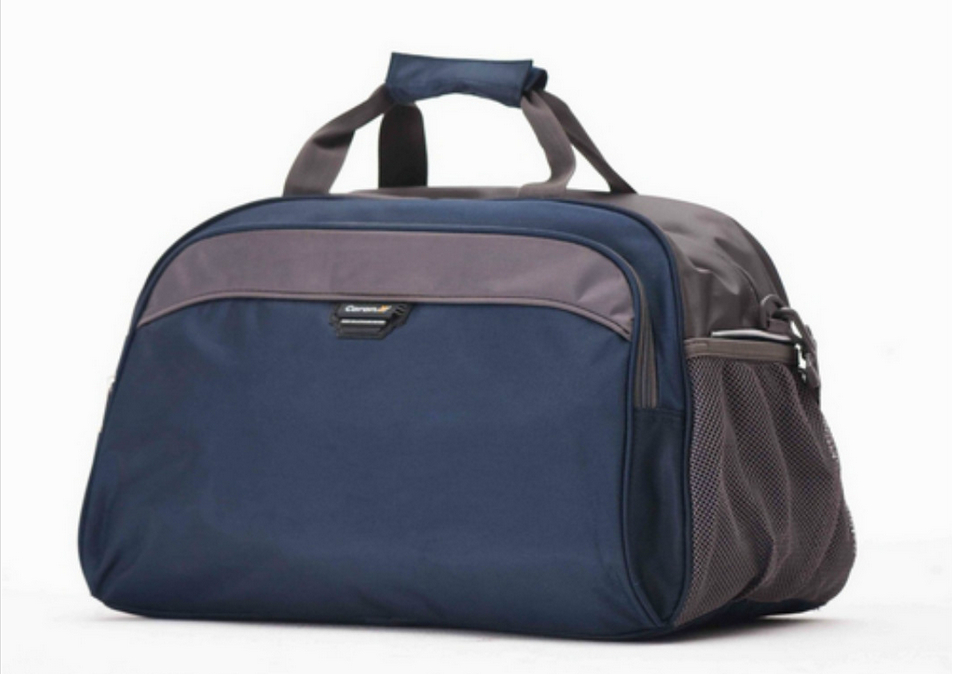 Vintage Men Luggage Bag 2014 Polyester Blue Large Travel Women Sport W78 - My Style Fashion Store store