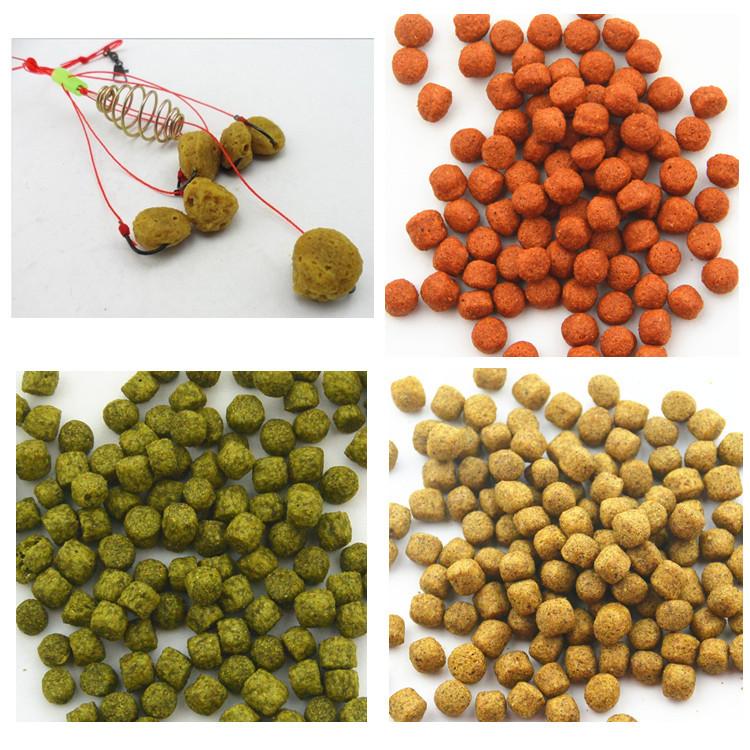 Wholesale! 600pcs red/yellow/green grass carp bait Fishing Lure Bait Glue Carp Tool goods for fishing accessories w21101(China (Mainland))