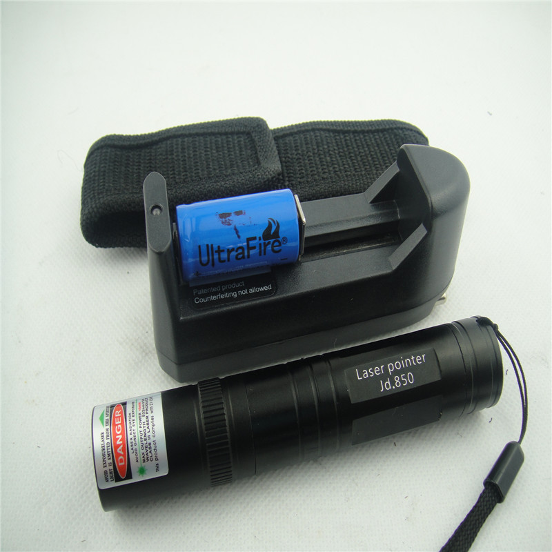 Free Shipping 532nm 850 Green Laser Pen 200mw High Power