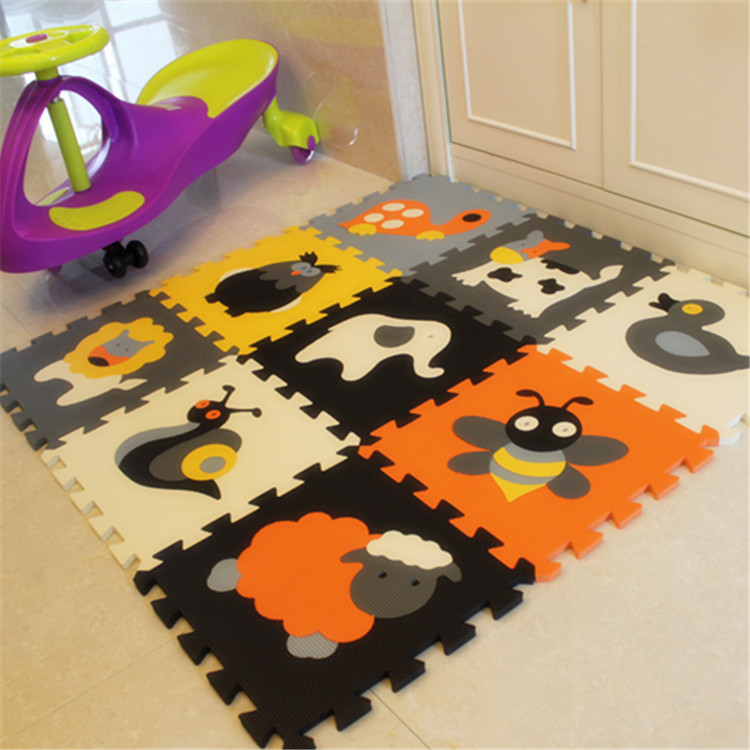Children S Soft Eva Puzzle Mat Baby Play Carpet Puzzle