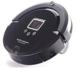 Vacuum robot cleaner Automatic Intelligent self-recharging 4 in1 home cleaner(China (Mainland))