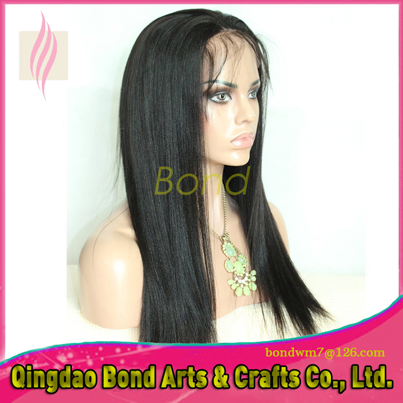 Virgin Full Lace Straight Human Hair Wigs Brazilian Straight Lace Wig For Black Women Natural Lace Front Human Hair Wigs On Sale<br><br>Aliexpress