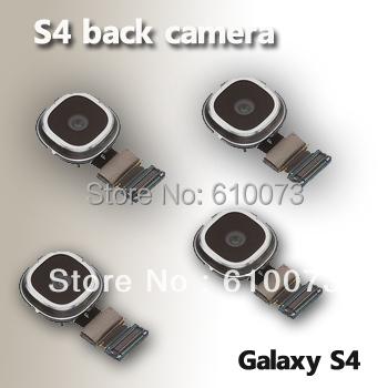 Original new for Back Camera Rear Camera For Samsung Galaxy S4 i9500 Rear Facing Camera Back camera