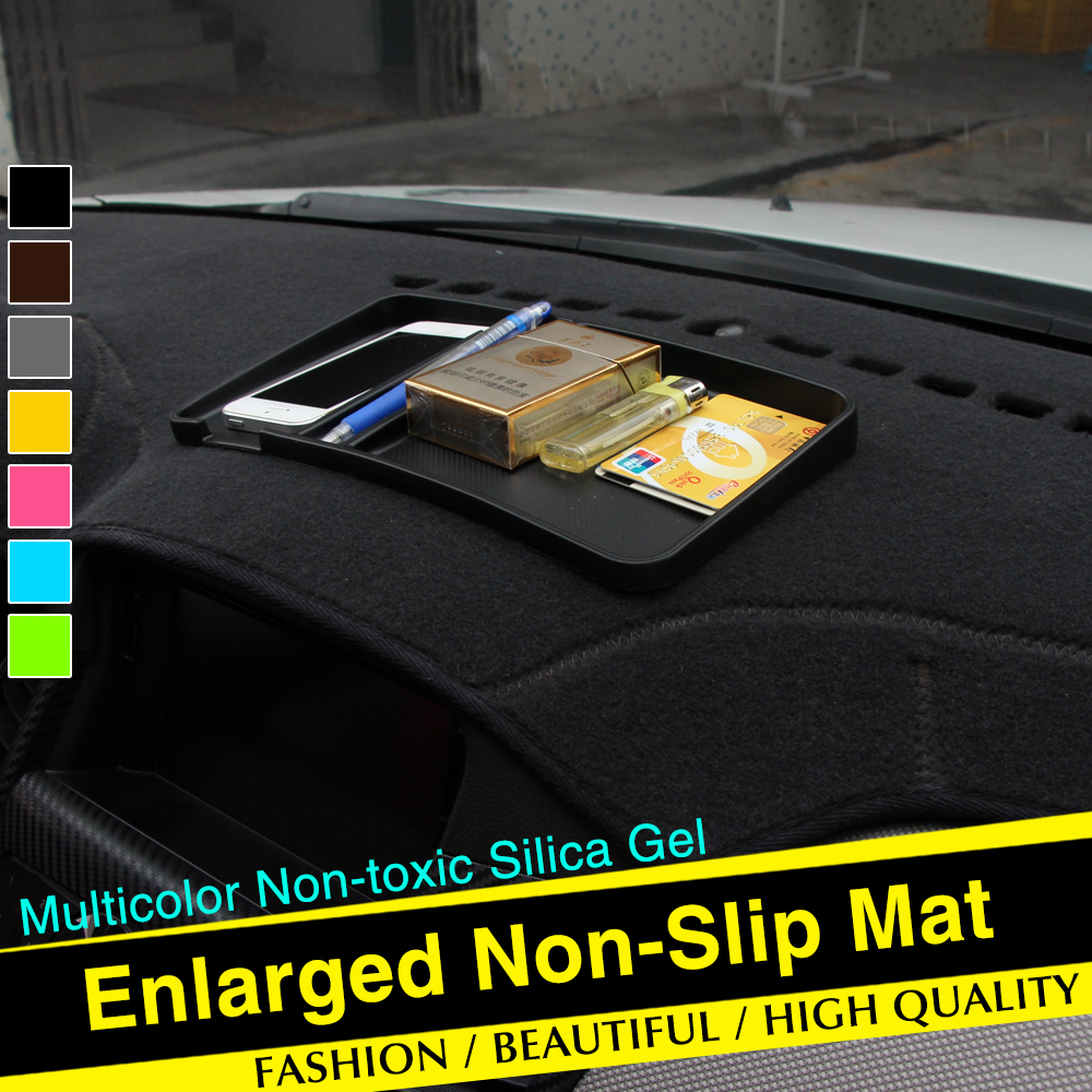 Hot vente de voiture universel Super collants Pad Anti slip - Mat pour Dodge Caliber Challenger chargeur Durango Nitro(China (Mainland))