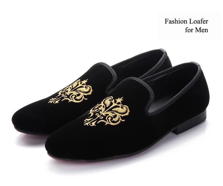Luxury limited edition Италия типа бездельников мужской скольжения кожа обувь вышивки мужчин бездельников Ботинки мужские комфортно! eu38-44