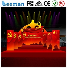 Buy Leeman DIY P6 Full color RGB LED SMD video wall P5.2 indoor leds tage display screen P3 P4 P5 P6 LED screen/rental die casting for $681.44 in AliExpress store