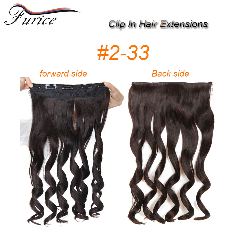 Beauty Hair Synthetic Clip In Hair Extensions 120g/Pack Synthetic Blonde Hair Extension European Hair Extensions For Sexy Women(China (Mainland))