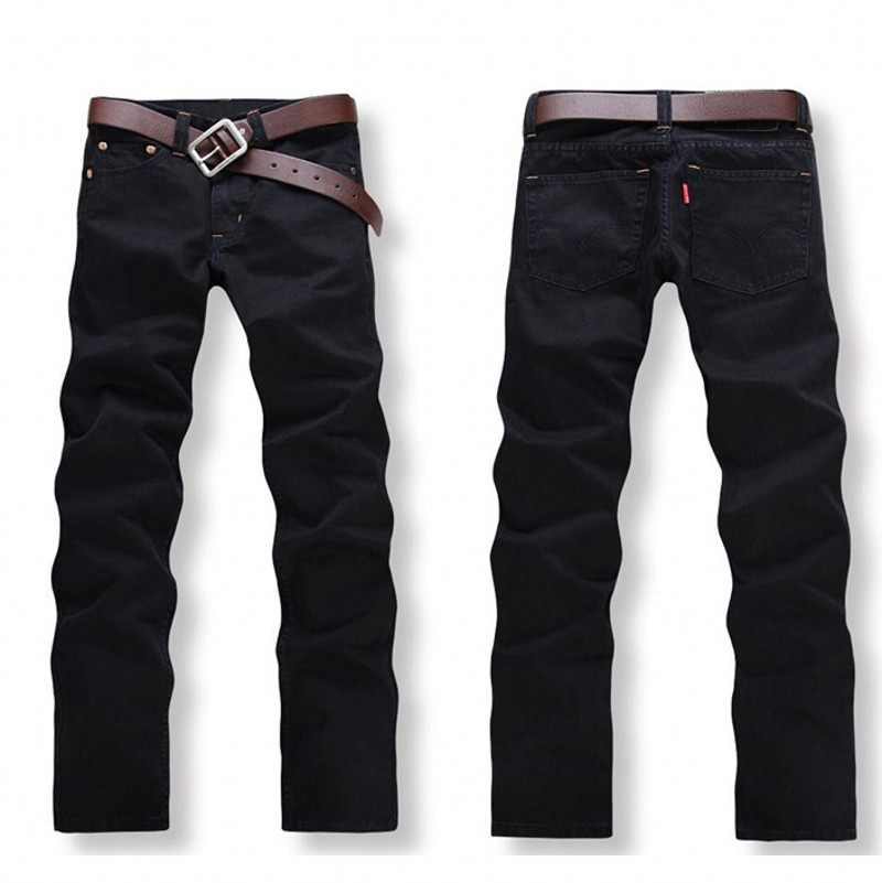 Online Get Cheap Black Straight Jeans -Aliexpress.com | Alibaba Group