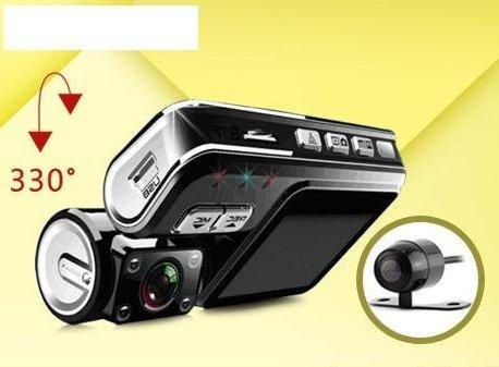 HD 720P Single Len Night Vision Car DVR Dashboard Vehicle Car Video Camera Recorder DVR ,sensor(China (Mainland))