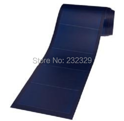 Hot sale 68W thin film flexible solar panel , suitable install on proof good performance at low light.(China (Mainland))