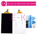 high quality For LG G3 Mini D722 D724 D728 D725 LCD display Screen Replacement Tools Free