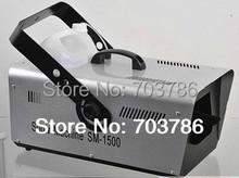 By Fedex 1500W Snow Machine Freeshipping Remote Control 1500W Stage Light Snow Machine 90V-240V Wedding Snow Machine(China (Mainland))