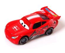 A01-0392 Funny Pixar Cars diecast figure toy Alloy Car Model for kids children toy- Country Edition Denmark NO.95 1pcs