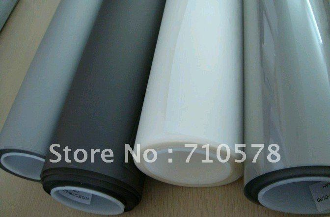 defi self adhesive clear rear projection screen film,high resolution glass projection film,Advertisement screen Material(China (Mainland))