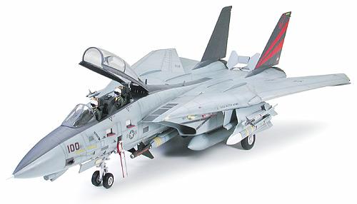 Tamiya 60313 Modern military aircraft model assembled American F14A Tomcat fighter<br><br>Aliexpress