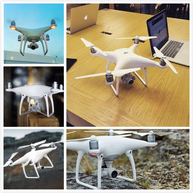 2016 Original DJI Drone phantom 4 FPV with 4K Camera and 3-Axis Gimbal for Drones Photographer Quadcopter Helicopter