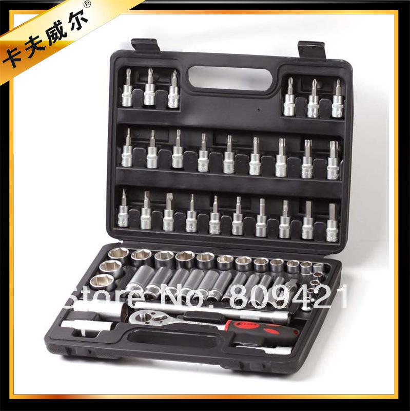 Hot 2014 59pcs Truck Tire Repair Tool Packs Auto Repair Tool Set Vehicle Repairt tool SS061A01 Free Shipment(China (Mainland))