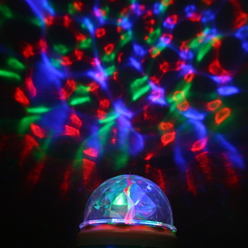 Reliable quality dance party lamp Superior performance holiday lights laser lights Colorful rotating lamp up to 20000 hours(China (Mainland))