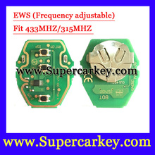 Buy Free, 10pcsEWS Remote Key Circuit Board 315MHz 433MHz adjustable 2-in-1 BW for $35.00 in AliExpress store