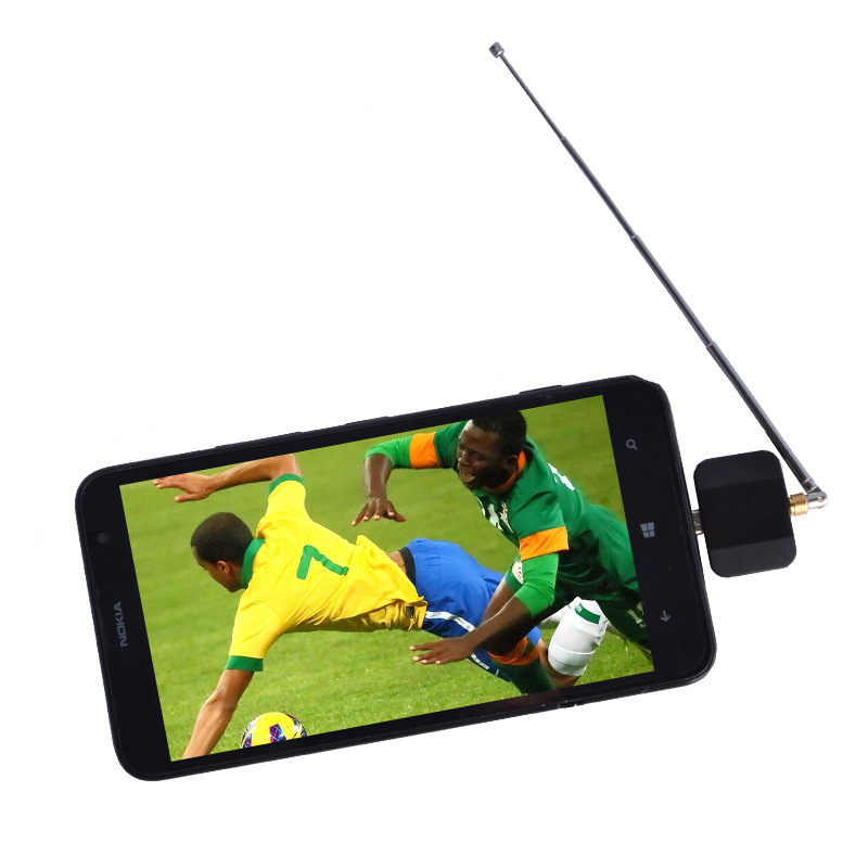 Pad TV tuner Android Smartphones & Devices TV Stick DVB-T2 Digital Television Satellite Receiver Mobile TV Antenna(China (Mainland))